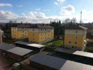 Verwaltungsübernahme Mietwohnhausanlage Schwimmbadstraße / Eberschwangerstraße, Ried