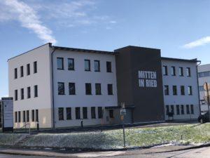 Mitten in Ried – neues Büro- und Dienstleistungszentrum