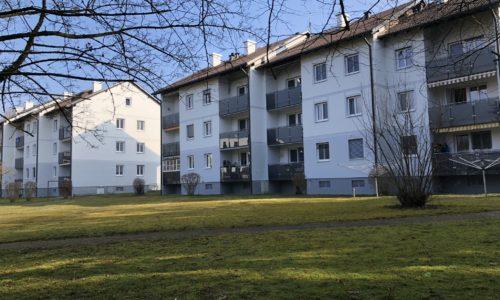 Sanierung Wohnungseigentumsanlage Linzer Straße 26a, 26b., 28a, 28b in 4780 Schärding